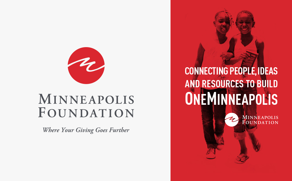 5IVE | The Minneapolis Foundation Rebrand